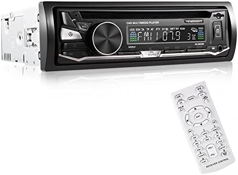 Amazon.com: CATUO Single Din Car Stereo Receiver, 12V ...