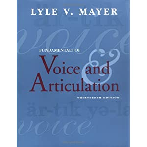Fundamentals of Voice and Articulation (NAI)