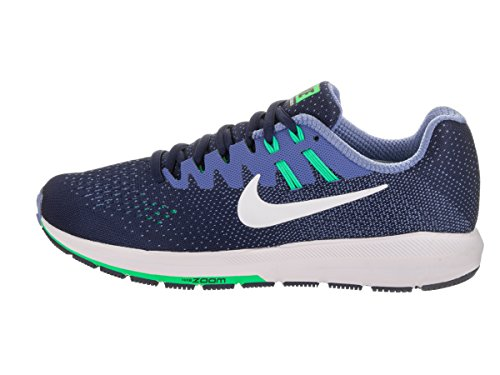de Zoom 20 Binary Nike polar Structure para Blue Trail Zapatillas Air Wmns Mujer Running White EYfEqxwHU