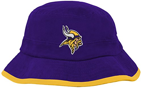 Minnesota Vikings Youth Bucket Hat – Football Theme Hats 83599e9b4bf