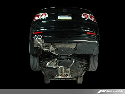 AWE Tuning 3010-22020 2.5L Golf/Rabbit Cat-Back Performance Exhaust