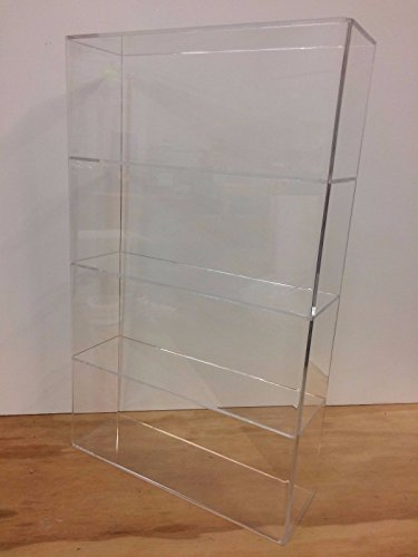 (LuciteDisplay Acrylic Lucite Countertop Display Case ShowCase Box Cabinet 14