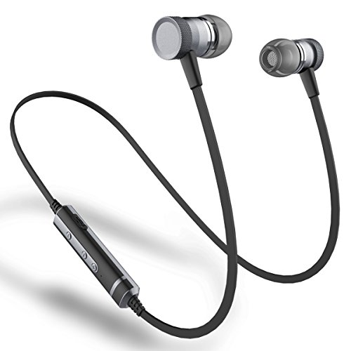 Picun H6 Bluetooth Headphones Wireless with Microphones Only $11.99 (Was $43.99)