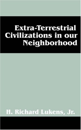 Download Extra-Terrestrial Civilizations in our Neighborhood pdf epub