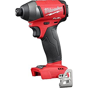 Milwaukee 2753-20 M18 Fuel 14 Hex Imp Driver Tool Only 0