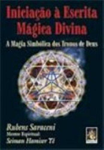 Iniciacao A Escrita Magica Divina