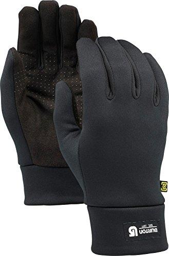 Burton Men's Touch N Go Liner, True Black, (Burton Glove Liner)