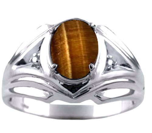 mens-tiger-eye-diamond-ring-14k-white-gold