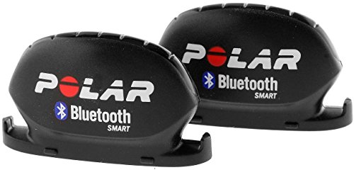 Polar 91047327 Speed and Cadence Sensor Bluetooth Smart Set