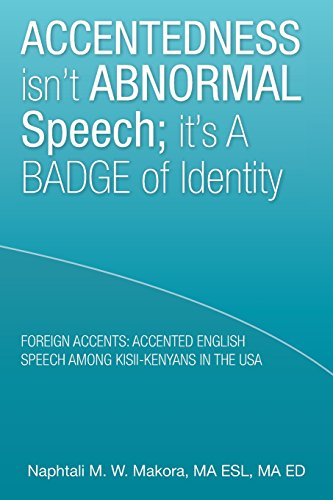 Accentedness isn't Abnormal Speech; it's a Badge of Identity