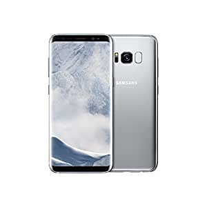 Samsung Galaxy S8 64GB G950U AT&T Unlocked - Arctic Silver (Certified Refurbished)