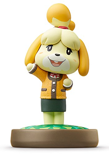 amiibo Shizue [winter clothes (Animal Crossing series)