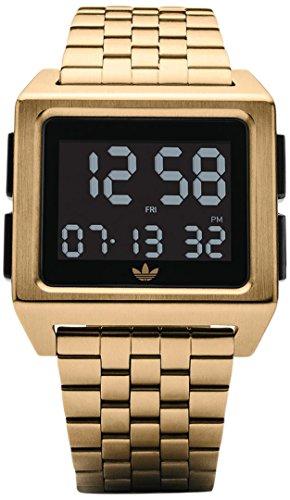 Adidas by Nixon Reloj Mujer de Digital con Correa en Acero Inoxidable Z01-513-00: Amazon.es: Relojes