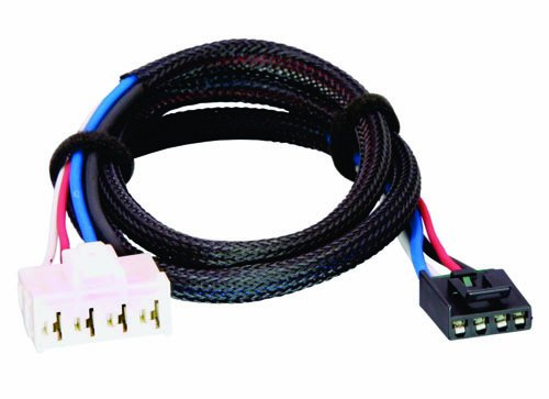 Tekonsha 3020 2-Plug Brake Control Wiring Adapter for Dodge ()