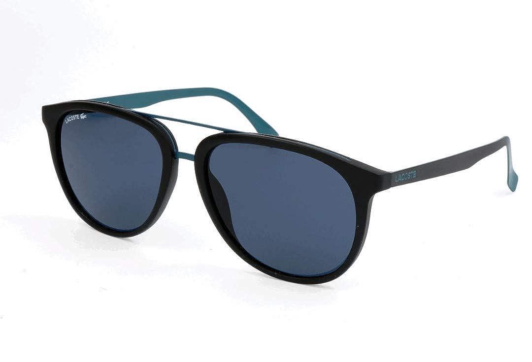 Lacoste L862S 002 56 Gafas de Sol, Matte Black, Unisex-niños ...