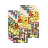 ALTECO Elephant power glue plastic surgery glue hot glue stick wood,rubber paper net. 3g. 6 pack.by bantonbua shop