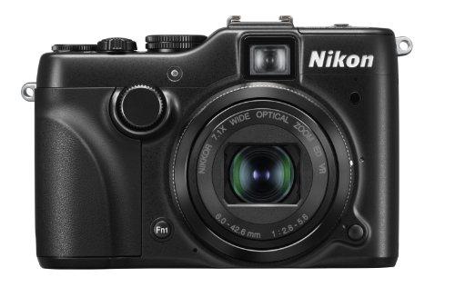 Nikon COOLPIX P7100 10.1 MP Digital Camera with 7.1x Optical Zoom NIKKOR ED Glass Lens and 3-Inch Vari-Angle LCD ()