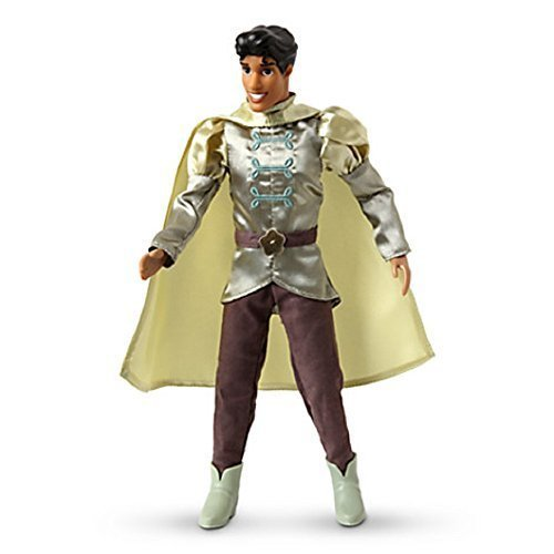 [Disney Prince Naveen Classic Doll the Princess and the Frog - 12] (Prince Frog Costumes)