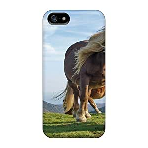 BestSellerWen Horse Wallpaper Flip Case With Fashion Design Case For Htc One M9 Cover