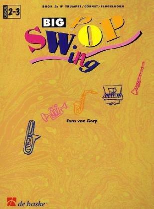 Big Swop, für Trompete / Kornett / Flügelhorn, m. Audio-CD