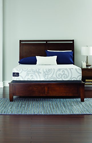 Serta Killner Gel Memory Foam Mattress, California King