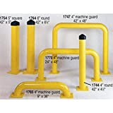 """Eagle 1772 Rack Guard, 4"""" Size, 36"""" Width X 16"""" Height"""