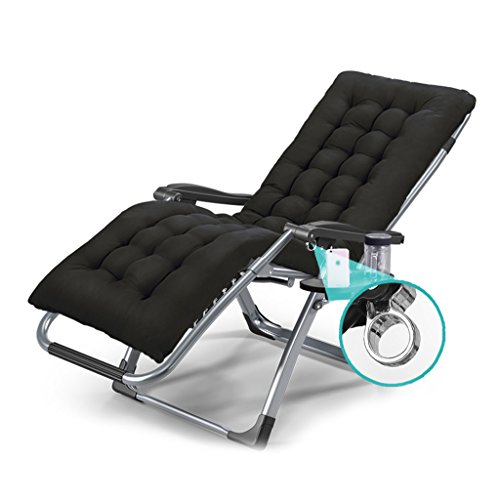 Amazon.com : DDSS Deck chair Folding Lounge Chairs ...