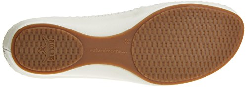 Toe Closed Pikolinos White P 655 White Women's Vallarta Sandals Nata wIqFXI