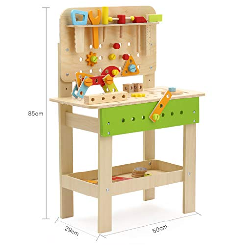 ZYN Children's Tool Chair Puzzle Hand Toy Large Screw Cap Combination Packages by ZYN (Image #1)