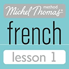 Michel Thomas Beginner French Lesson 1 Audiobook by Michel Thomas Narrated by Michel Thomas