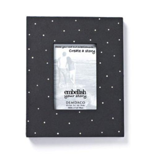 Embellish Your Story Black Magnetic Frame - Embellish Your Story Roeda 13909-EMB