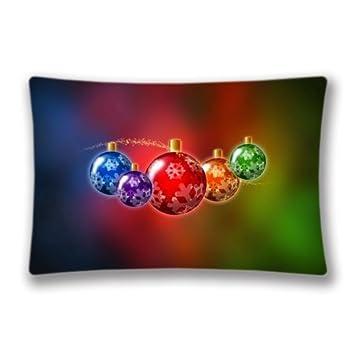 christmas home decor 3d holidays christmas pillow cover holiday pillow cover 16x24inch pillow case - Amazon Christmas Home Decor