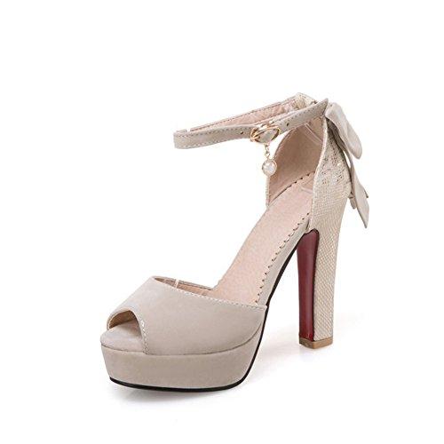 sint Zapatos de Mujer de Cuero Zq1rI
