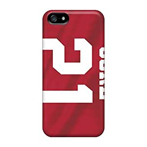 Cute DateniasNecapeer San Francisco 49ers Cases Covers For Iphone 5/5s