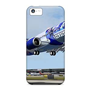 Fun3926RWnY Tpu Phone Cases With Fashionable Look For Iphone 5c - Dallas Cowboys