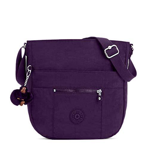 Kipling Bailey Saddle Bag, Adjustable Crossbody Strap, Zip C