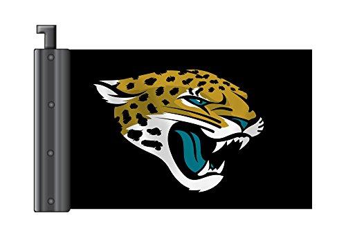 NFL Jacksonville Jaguars Antenna Flag, 3.75