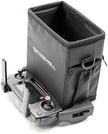 Freewell Monitor Remoto Sombrilla Compatible con DJI Mavic Pro/DJI Mavic Pro 2/DJI Mavic 2 Zoom/Platinum/Alpine White / Mavic Air DJI Spark Mavic 2 Enterprises