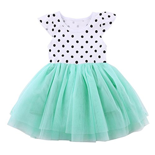 deeseetm-toddler-baby-kids-girl-lace-dot-tulle-tutu-party-mini-short-sleeve-girl-dresses-label-size1