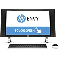 HP ENVY 24-n025 23.8 4K UHD (3840 x 2160) Touch-Screen All-In-One (Intel Core i5, 8GB Memory, 1TB SSHD, UHD Touch, AMD R9 A375 4G DGPU, Win 10)