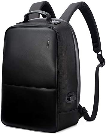 BOPAI Anti-Theft Business Backpack 15.6 Inch Functional Laptop Backpack for Men