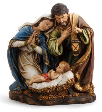 Woodington's Holy Family Nativity Scene 18 Inch Statue