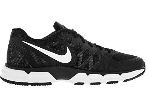 Nike Dual Fusion TR 6 Männer Runde Toe Synthetische Trail Running Schwarz / Weiß / Mtllc Slvr / Pr Pltnm
