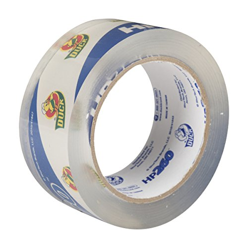 Duck HP260 Packing Tape Refill, 1.88 Inch x 60 Yard, Clear, 36 Rolls (1144714) by Duck