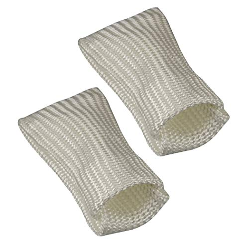 RIVERWELD Tig Welding Glove Finger Heat Shield Size L 2PK