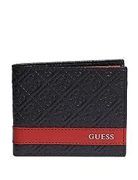 GUESS Men's Mesa Double Billfold Wallet