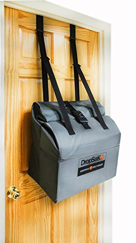 FIRST EVER Secure U0026 Detachable Front Door Large Packages Delivery  Mailbox/Drop Box For Home