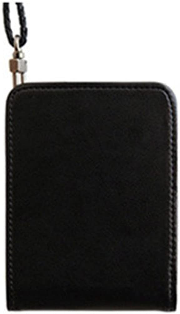 Fashion Card Bag Credit ID Card Holder Business Card Folder With Key Ring N7