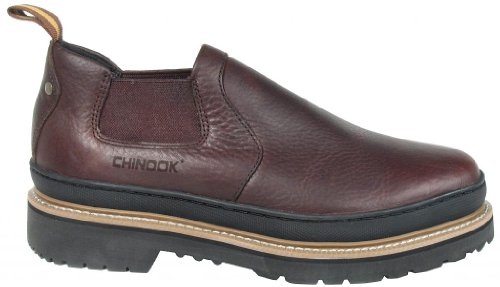 Pictures of Chinook Footwear Men's Romeo-10.5 M-Brown Brown 10.5 M US 1