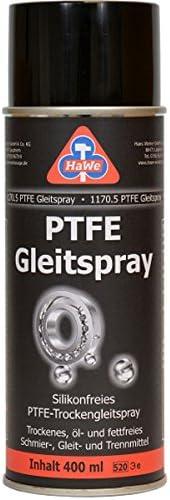 Hawe 1170 5 Ptfe Gleitspray 400ml Baumarkt